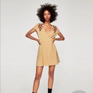 Zara Knit Dress NWT